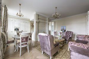 modernios klasikos baldai | svetainė