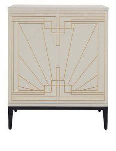 art deco stiliaus baldai