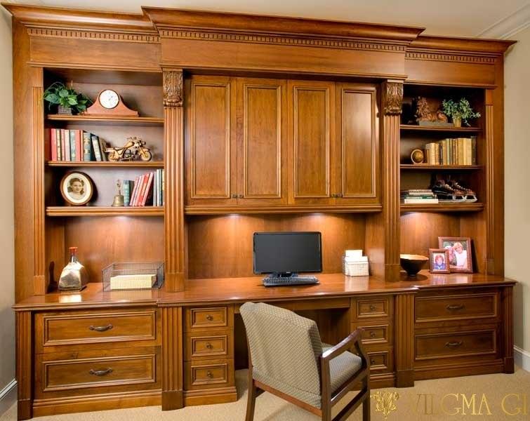 Darbo kambario baldai 1